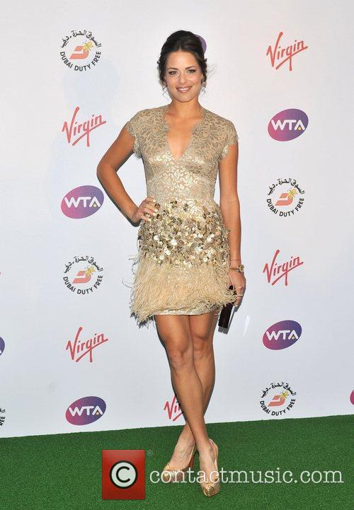 Ana Ivanovic Sir Richard Branson's Pre-Wimbledon Party held...