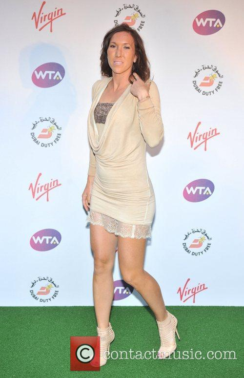 Jelena Jankovic Sir Richard Branson's Pre-Wimbledon Party held...