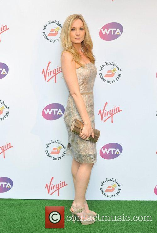 Joanne Froggatt Sir Richard Branson's Pre-Wimbledon Party held...