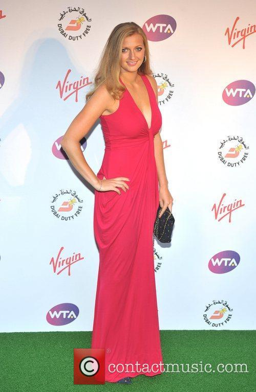 Petra Kvitova Sir Richard Branson's Pre-Wimbledon Party held...