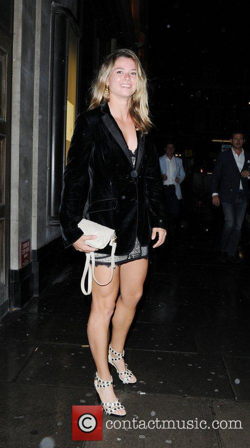 Sir Richard Branson's Pre-Wimbledon Party held at The...