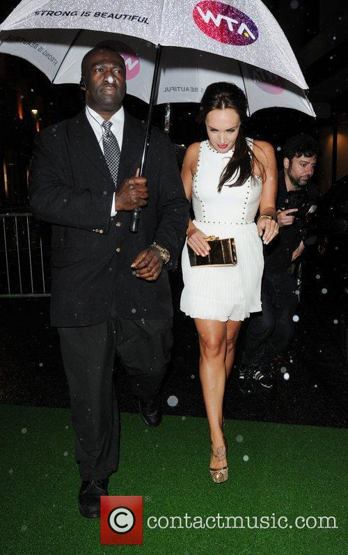 Tamara Ecclestone  Sir Richard Branson's Pre-Wimbledon Party...