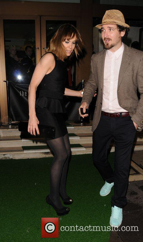 Tara Palmer-Tomkinson Sir Richard Branson's Pre-Wimbledon Party held...