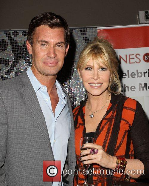 Jeff Lewis, Lisa Gastineau Wine By Wives Launch...