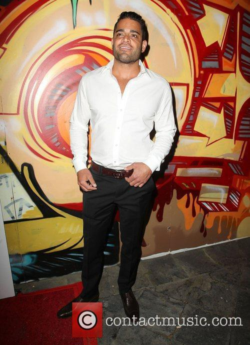 Mike Shouhed Wine By Wives Launch held at...