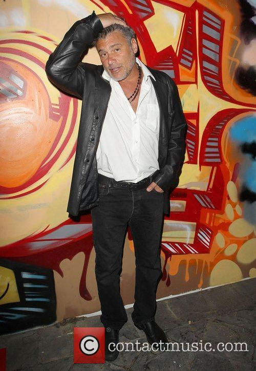 Steven Bauer Wine By Wives Launch held at...