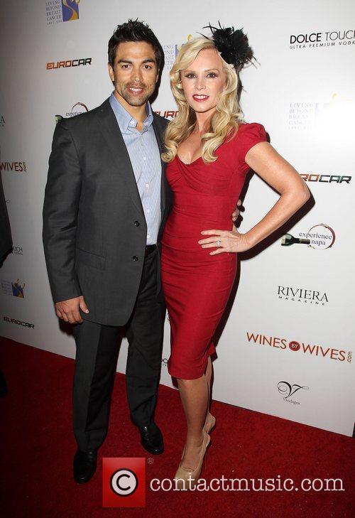 Tamra Barney with boyfriend Eddie Judge Wine By...