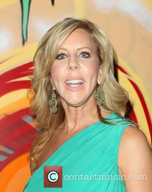 Vicki Gunvalson Wine By Wives Launch held at...