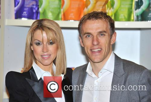 Julie Neville, Phil Neville and Selfridges 8
