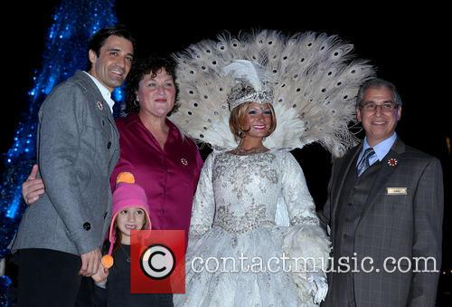 Kick Off, Winter In Venice, Venetian Hotel, Casino and Las Vegas 1