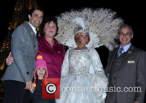 Kick Off, Winter In Venice, Venetian Hotel, Casino and Las Vegas 4