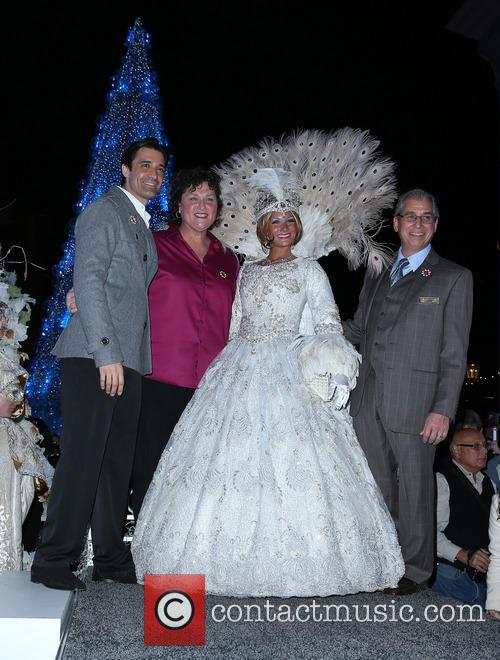 Kick Off, Winter In Venice, Venetian Hotel, Casino and Las Vegas 3