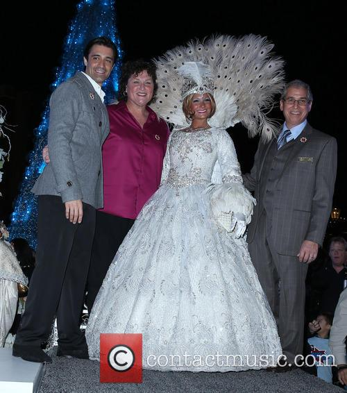 Kick Off, Winter In Venice, Venetian Hotel, Casino and Las Vegas 2