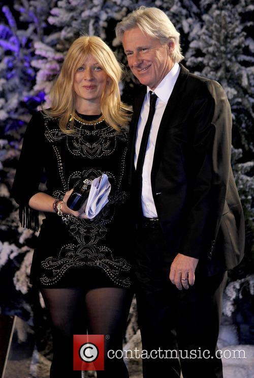 Featuring: Bjorn Borg, Patricia Ostfeldt