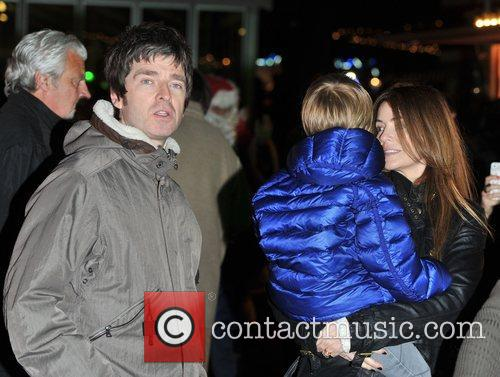 Noel Gallagher and Sarah McDonald 3