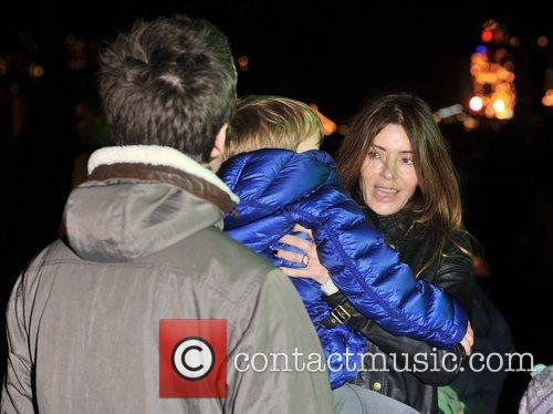 Noel Gallagher and Sarah McDonald 4