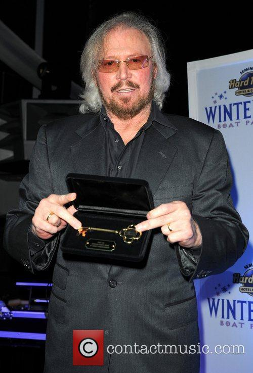 Barry Gibb and Hard Rock Hotel And Casino 13