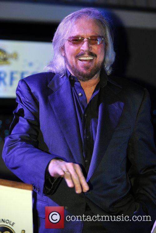 Barry Gibb and Hard Rock Hotel And Casino 21