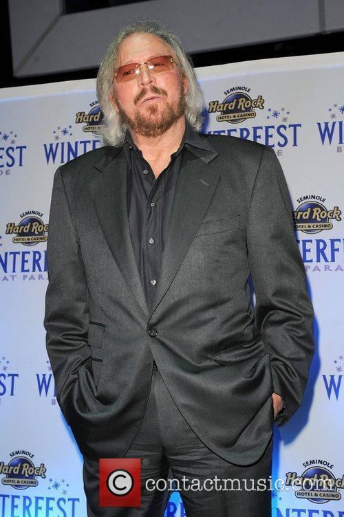 Barry Gibb and Hard Rock Hotel And Casino 22