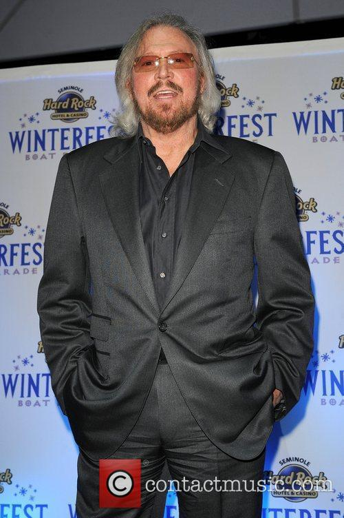 Barry Gibb and Hard Rock Hotel And Casino 8