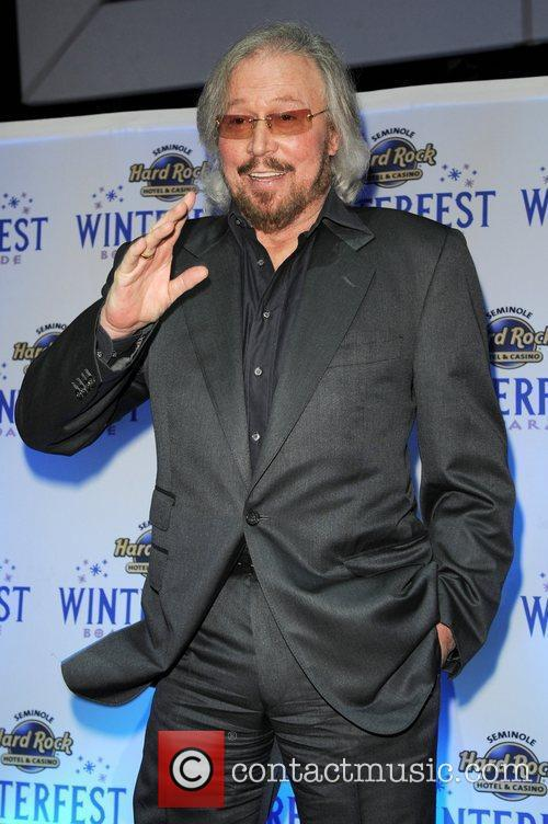 Barry Gibb and Hard Rock Hotel And Casino 14