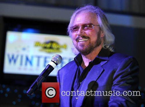 Barry Gibb and Hard Rock Hotel And Casino 24