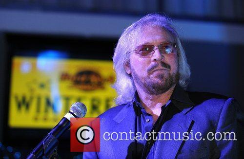 Barry Gibb and Hard Rock Hotel And Casino 29