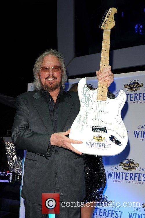 Barry Gibb and Hard Rock Hotel And Casino 30