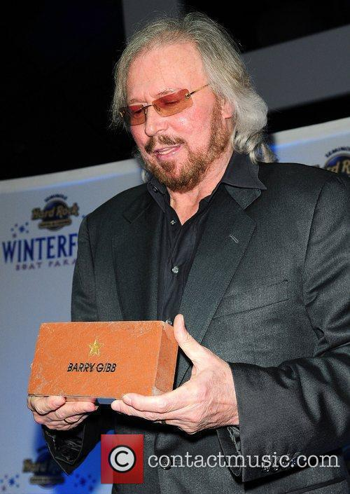 Barry Gibb and Hard Rock Hotel And Casino 46