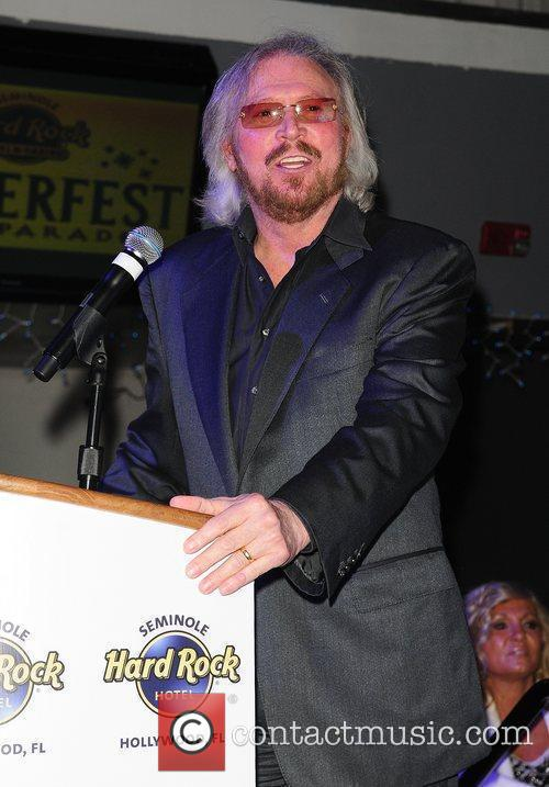 Barry Gibb and Hard Rock Hotel And Casino 35