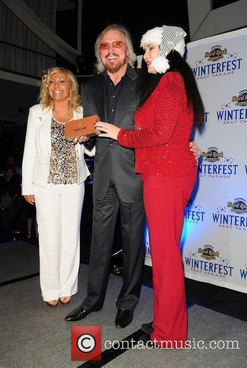 Barry Gibb and Hard Rock Hotel And Casino 33