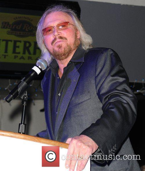 Barry Gibb and Hard Rock Hotel And Casino 32