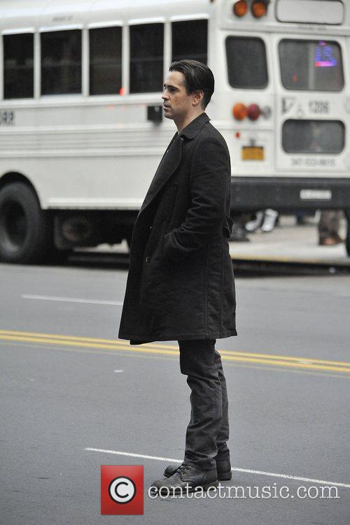 Colin Farrell and Winter's Tale 6