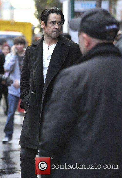 Colin Farrell and Winter's Tale 2