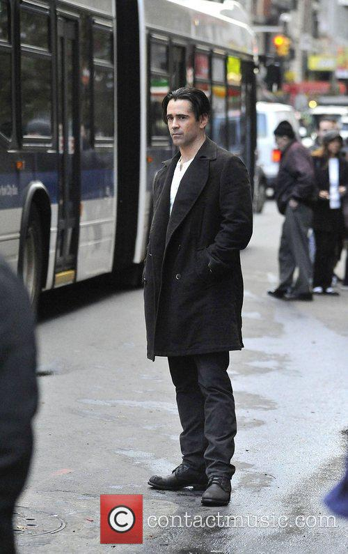 Colin Farrell and Winter's Tale 12