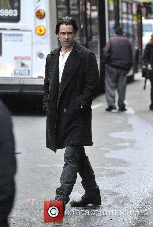 Colin Farrell and Winter's Tale 4