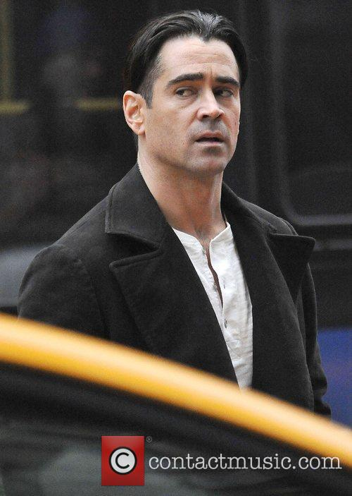 Colin Farrell and Winter's Tale 1