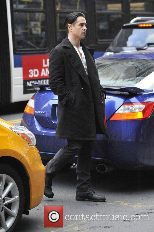 Colin Farrell and Winter's Tale 11