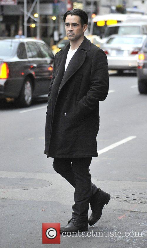 Colin Farrell and Winter's Tale 8