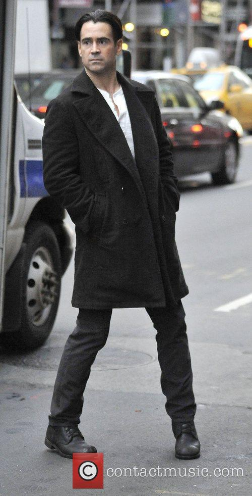 Colin Farrell and Winter's Tale 7