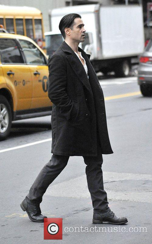Colin Farrell and Winter's Tale 9