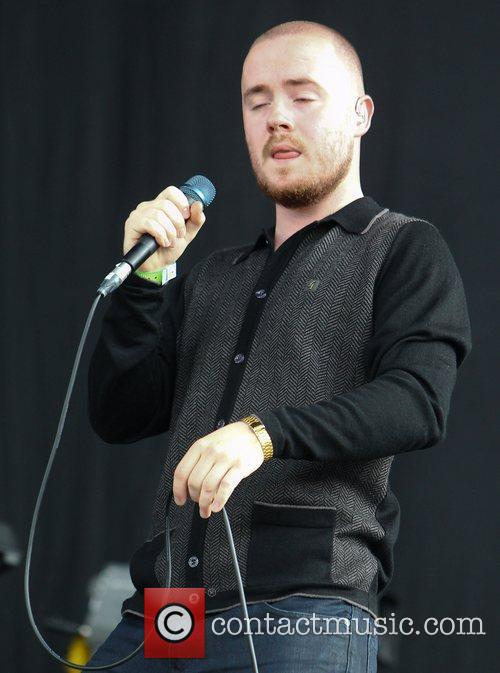 Maverick Sabre Barclaycard Wireless Festival 2012 - Day...