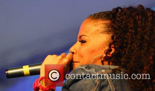Ms. Dynamite Barclaycard Wireless Festival 2012 - Day...