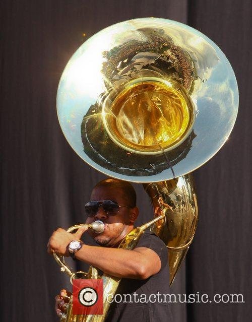 Damon Tuba Gooding Jr. Bryson of The Roots...