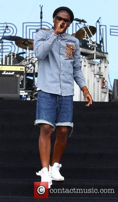 Labrinth and Wireless Festival 3