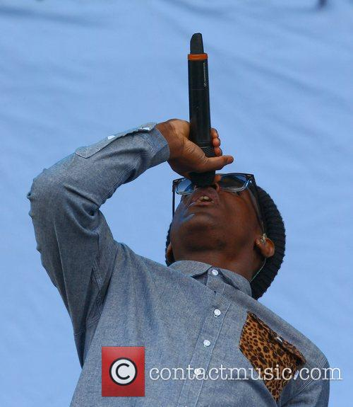 Labrinth and Wireless Festival 5