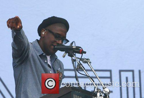 Labrinth and Wireless Festival 11