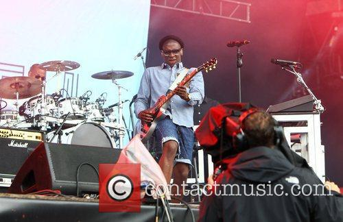 Labrinth and Wireless Festival 12