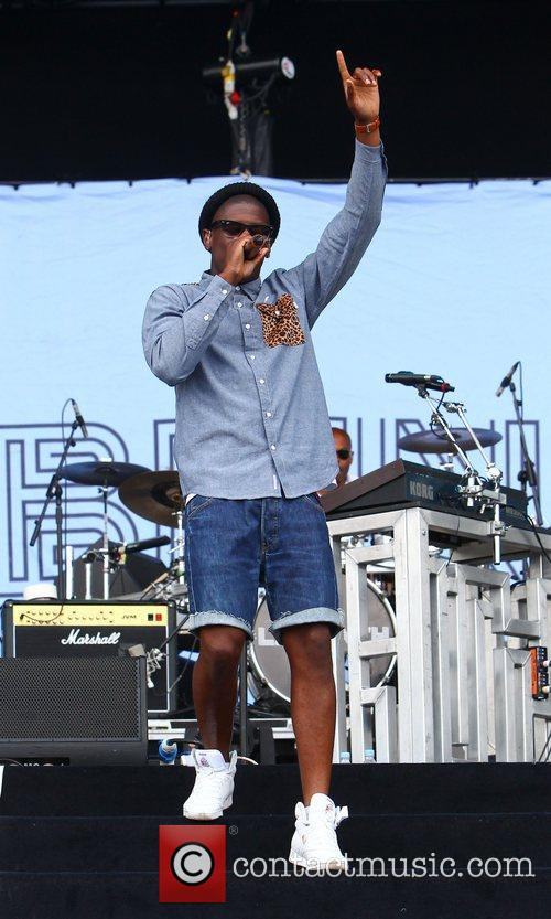 Labrinth and Wireless Festival 14
