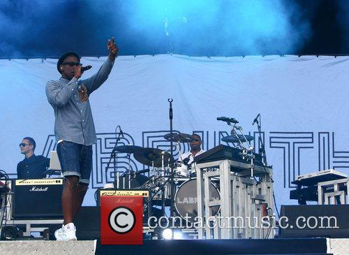 Labrinth and Wireless Festival 16